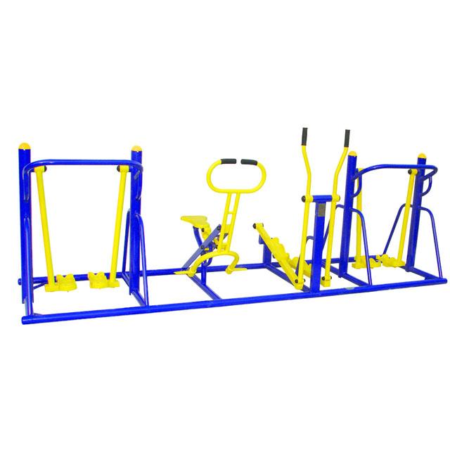 室外健身器材如何使用?室外