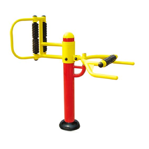 活动立式腰背按摩器 YT-T29