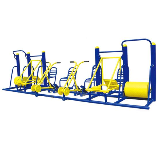 多人联体健身器材B  YT-J68