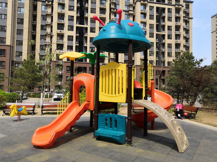 北京通州区通瑞嘉苑儿童场项