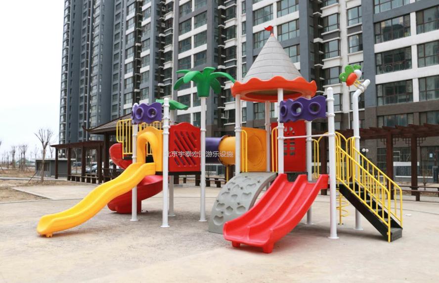 河北沧州乐府江南儿童区项目