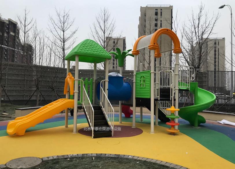 北京顺义区仁和镇合院儿童区